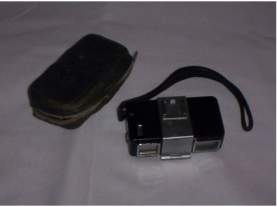 World War ll Minolta Spy Camera